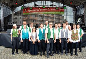 Gruppenfoto Heimatfest 2019